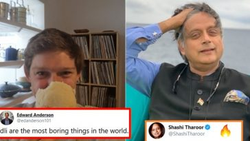British Professor calls Idli World's most boring thing; Shashi Tharoor roasts him badly