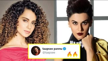 Kangana Ranaut called Taapsee Pannu 'B-grade actress', Taapsee silences her