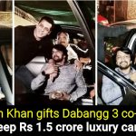 When Bhai of Bollywood gave Biggest Gifts to his Closed ones, catch full details