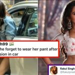 Pervert trolls Rakul Preet Singh for her clothes; the actress gave a hard-hitting reply
