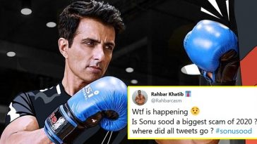 "Fans claim ""Sonu Sood is the biggest scam of 2020,"" this is how Sonu Sood reacted"