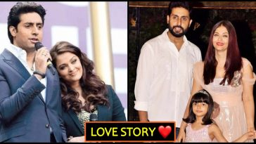 "Abhishek Bachchan shares how he ""Fell in Love"" with Aishwarya Rai Bachchan"