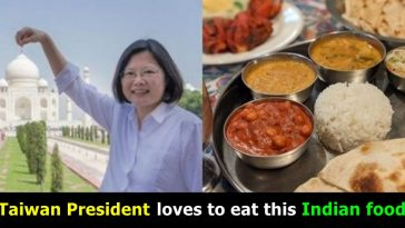 Taiwan President confesses her love for Indian food, read what she loves to eat