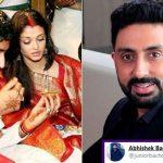 Abhishek Bachchan reveals he didn't Marry Aishwarya Rai 'for her Looks' But for this reason