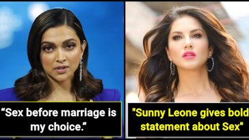 10 stars who crossed their limits and gave Bold statements about S*x