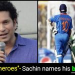 Sachin Tendulkar reveals the names of two batting idols while growing up, read details