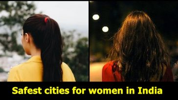 List of Safest cities for Women in India, zero cases of Sexual Harassment