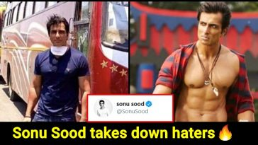 Sonu Sood shuts down haters with a befitting reply for calling him 'fraud'