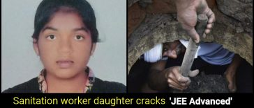 The story of a sanitation worker's daughter who cracked JEE Advanced will leave you speechless