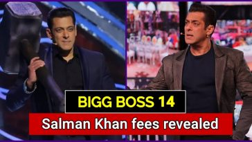Salman Khan's total earnings in Bigg Boss 14 has been revealed, details here