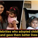 Famous celebrities who adopted children instead of going the other way round