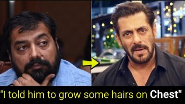 Anurag Kashyap tried to mess with Salman Khan; Bollywood Bhai gives an epic reaction