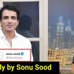 Sonu Sood gives advice to a man who wants SRK type of B'day celebration