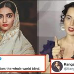 Kangana gives 'Sassy reply' to Sonam Kapoor after she compared her to Rhea