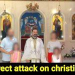 priest shot in France