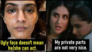 When Sonam Kapoor crossed her limits and made 'dirty statements'