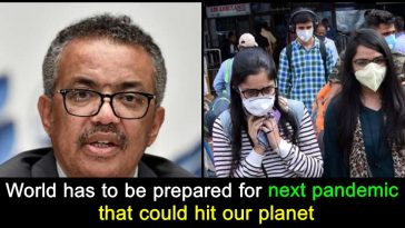"""""""We can beat Coronavirus but must prepare for next Pandemic now,"""" says WHO"""