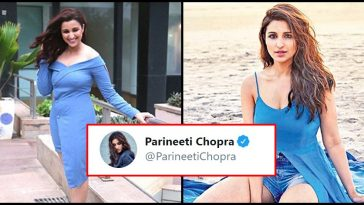 """Parineeti Chopra was criticised for her """"Weight"""", this is how she replied"""