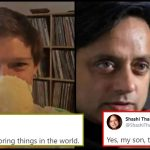 England professor insults South Indian food; Shashi Tharoor silences him