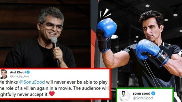 "Sonu Sood gave a 'fitting reply' to stand-up comedian who said ""Audience won't accept you as Villain"""