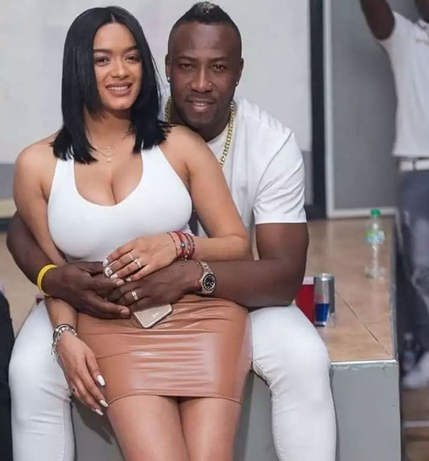 10 Unseen pics of Andre Russell's wife Jassym Lora, she is drop-dead gorgeous