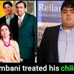 When Akash, Anant, Isha didn't get top marks in Exams, this is how Ambani treated them