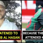 Shakib Al Hasan gets death threats for attending Kolkata Puja; cricketer apologises