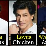 List of famous personalities and their favourite foods, read details