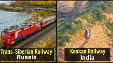 List of Stunning train journeys across the world everyone needs to know