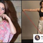 Haters made some shocking comments on Kangana Ranaut's body; bold actress gives bang on reply