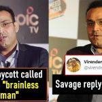 Thug life😎: When Virender Sehwag gave savage replies