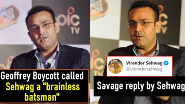 Thug life😎: When Virender Sehwag gave savage replies