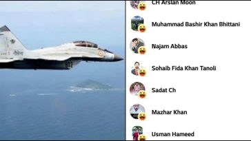 MiG-29K aircraft crashes into sea and pilot goes missing - People from certain community react 'HAHA'😂
