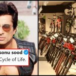 When Sonu Sood gifted 50 cycles to poor people in Punjab