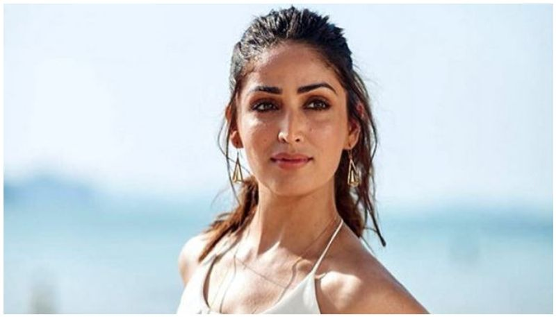 Yami Gautam gave a bang on reply to a Fan who asked her about Drugs