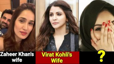 Most beautiful wives of 12 Indian cricketers, check out the list