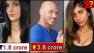 List of porn stars and their salaries, check out who earns what?