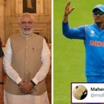 MS Dhoni's Reply To PM Modi is 2020's Most Retweeted Tweet in Indian Sports