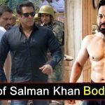 Meet Salman Khan's bodyguard 'Shera' - Do you know his full Salary?
