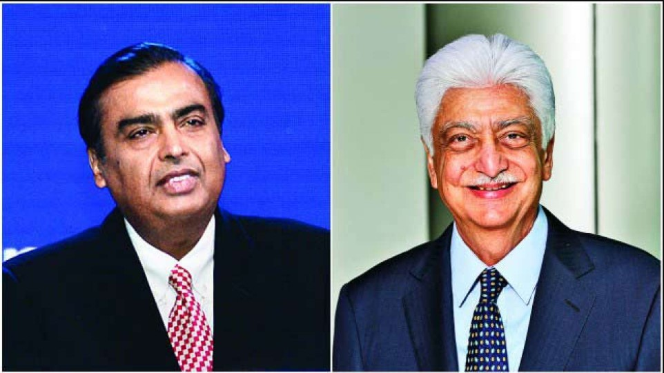 Read why Azim Premji is the real Richest man in India and not Ambani