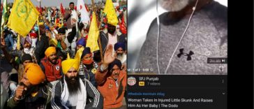 Khalistani group
