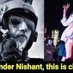 Commander Nishant