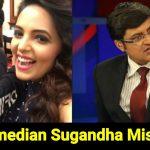 comedian sugandha mishra