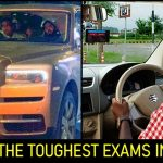 Drivers have to pass several exams to get a job in Mukesh Ambani household