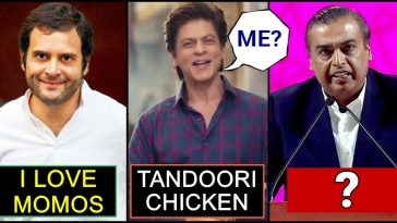 Popular Personalities and their favourite foods, check out the full list