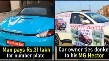 Car owners who made headlines for doing 'crazy' things, details inside