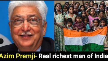Azim Premji shows big heart, donated so much of his wealth to charity