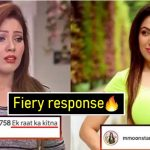Pervert asked 'Charge for One Night Stand?' to Munmun Dutta, She reacts
