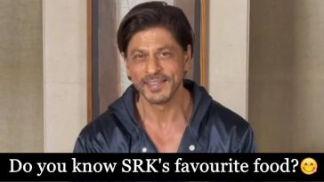 SRK discloses his favourite food, he said he can eat it every day