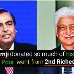 Read why Azim Premji is India's Richest man and not Ambani